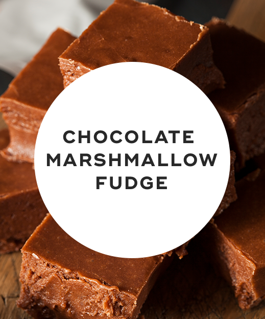 1-Chocolate Marshmallow Fudge