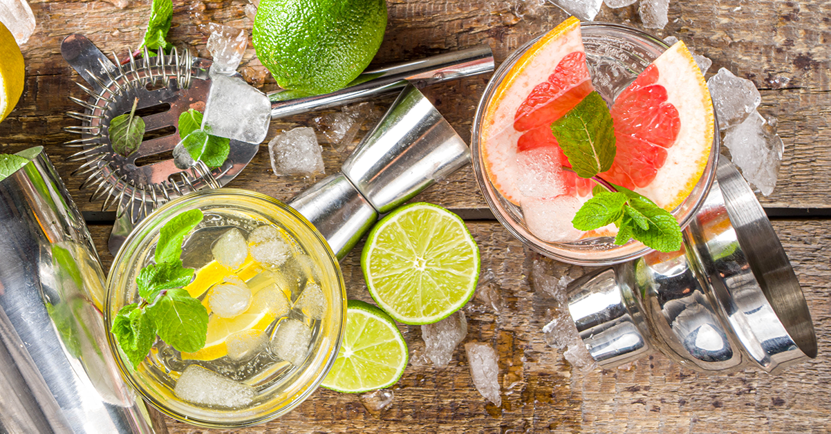 10 spring cocktails that are fresh and flavorlicious