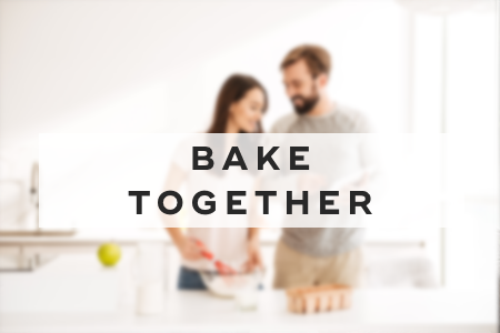 12. Bake together