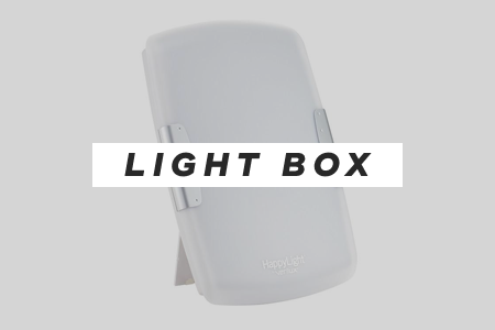 2. Buy a light box