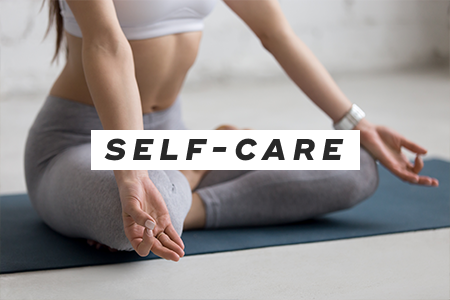 2. Engage in self-care