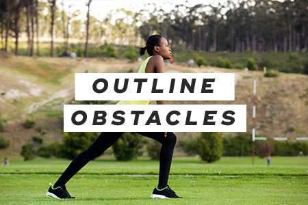 2. Outline obstacles