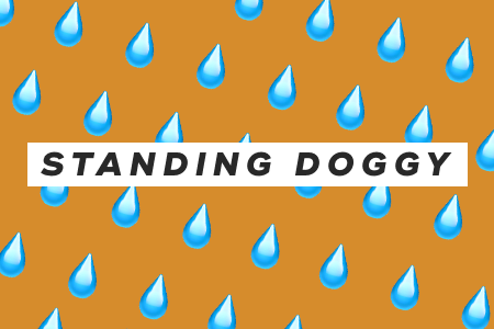 2. Standing doggy