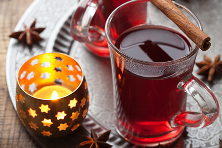 3-Traditional mulled wine recipe
