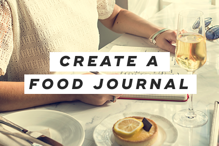 3. Create a food journal