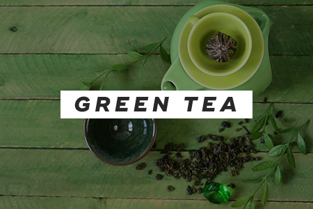 3. Drink green tea