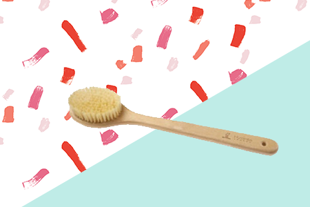 3. Exfoliate less frequently
