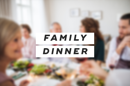 Go out to dinner with your family