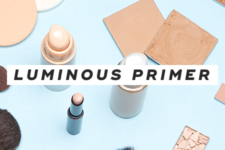 3. Use a luminous primer