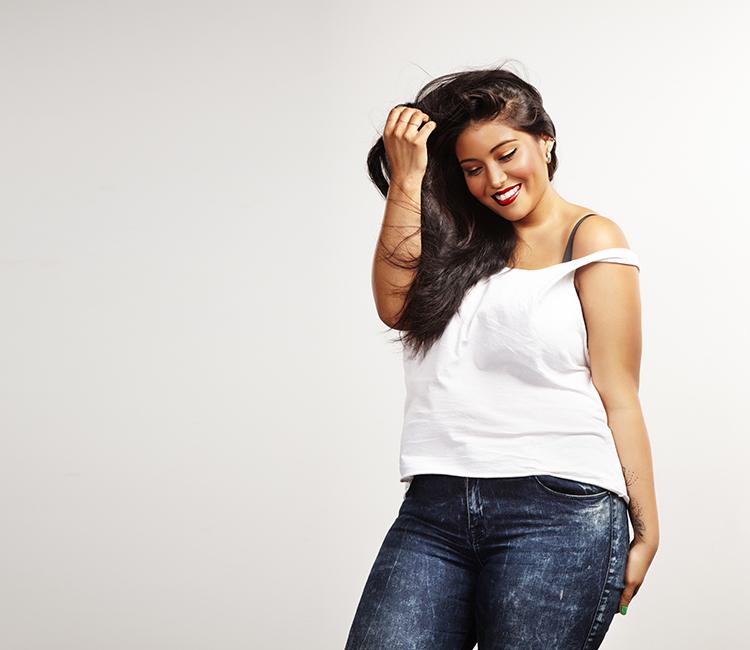 5 Reasons Why You Should Embrace Your Curves
