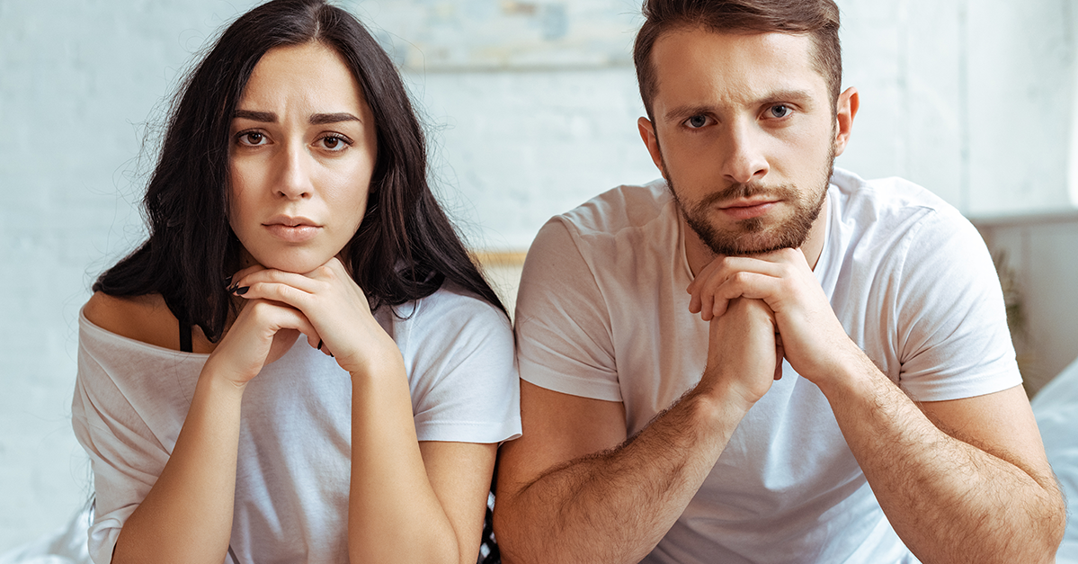 5 Relationship Fears Everyone Has -- and What to Do About Them