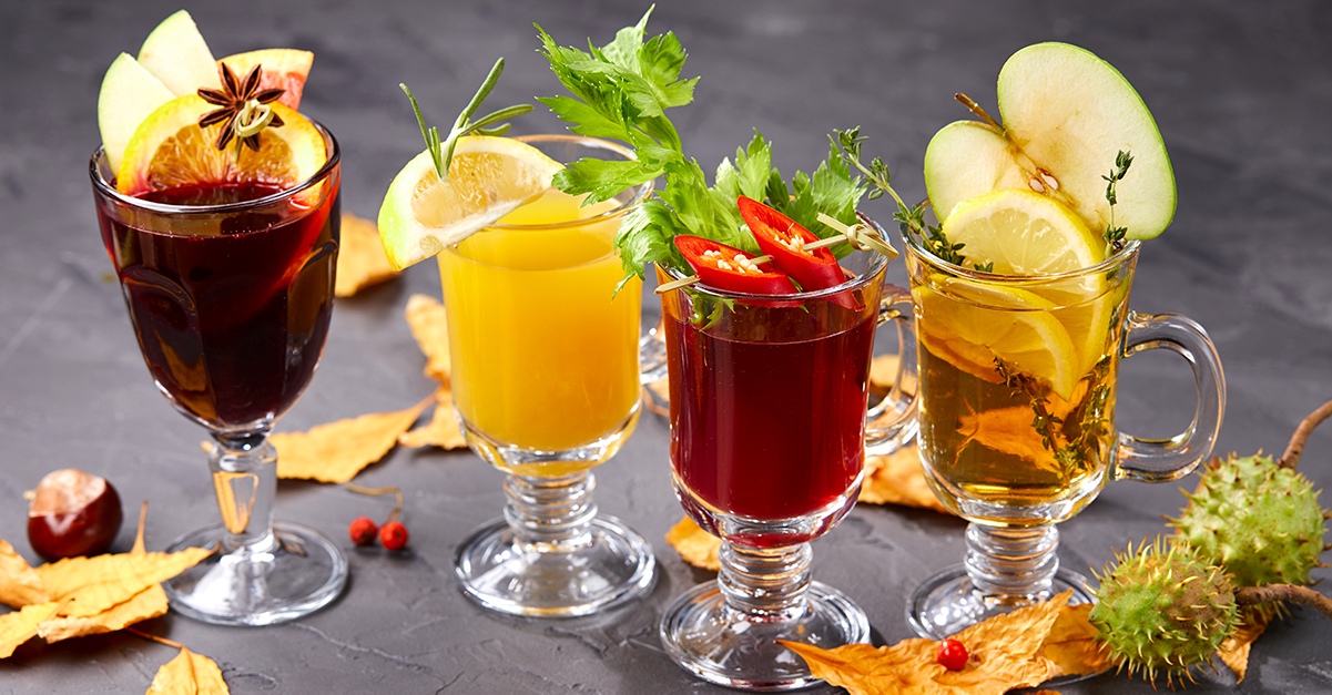 5 Thanksgiving-Inspired Festive Cocktails