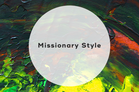 5. Missionary style