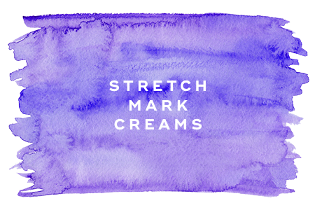 5. Stretch mark creams