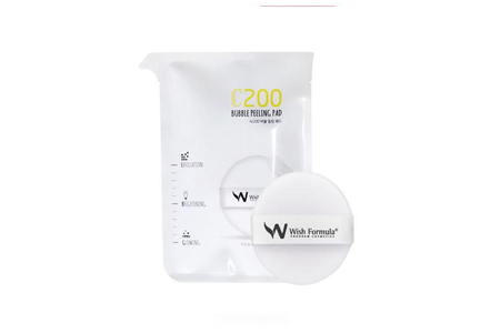 5. Wish formula Squish-and-Bubble Mesh Mask