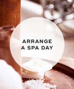 5. Arrange a spa day