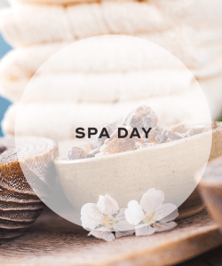 5. Spa day