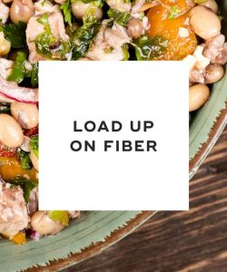 Load up on fiber