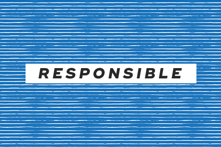 6. You're responsible