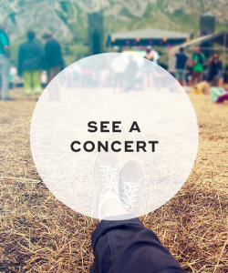 6. See a concert