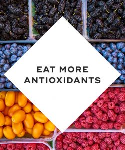 Get more antioxidants