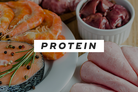 7. Load up on protein