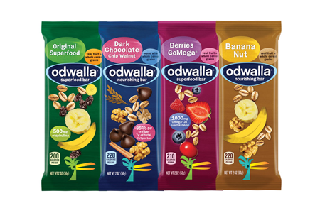 7. Odawalla Bars