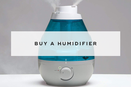 8. Buy a humidifier