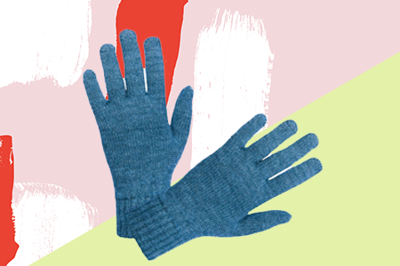 8. Care for hands