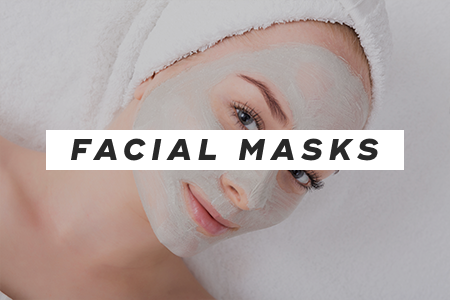 9. Apply moisturizing facial masks