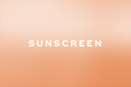 9. Apply sunscreen daily