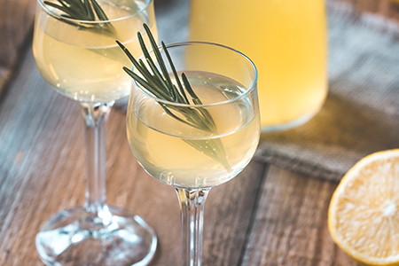9. Ginger Sage Prosecco