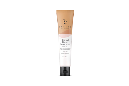 Beauty by Earth Tinted Facial Sunscreen0A