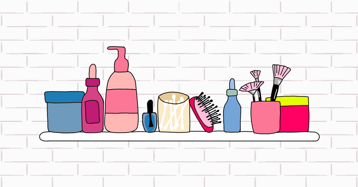 Heres How to Organize Beauty Products Effortlessly