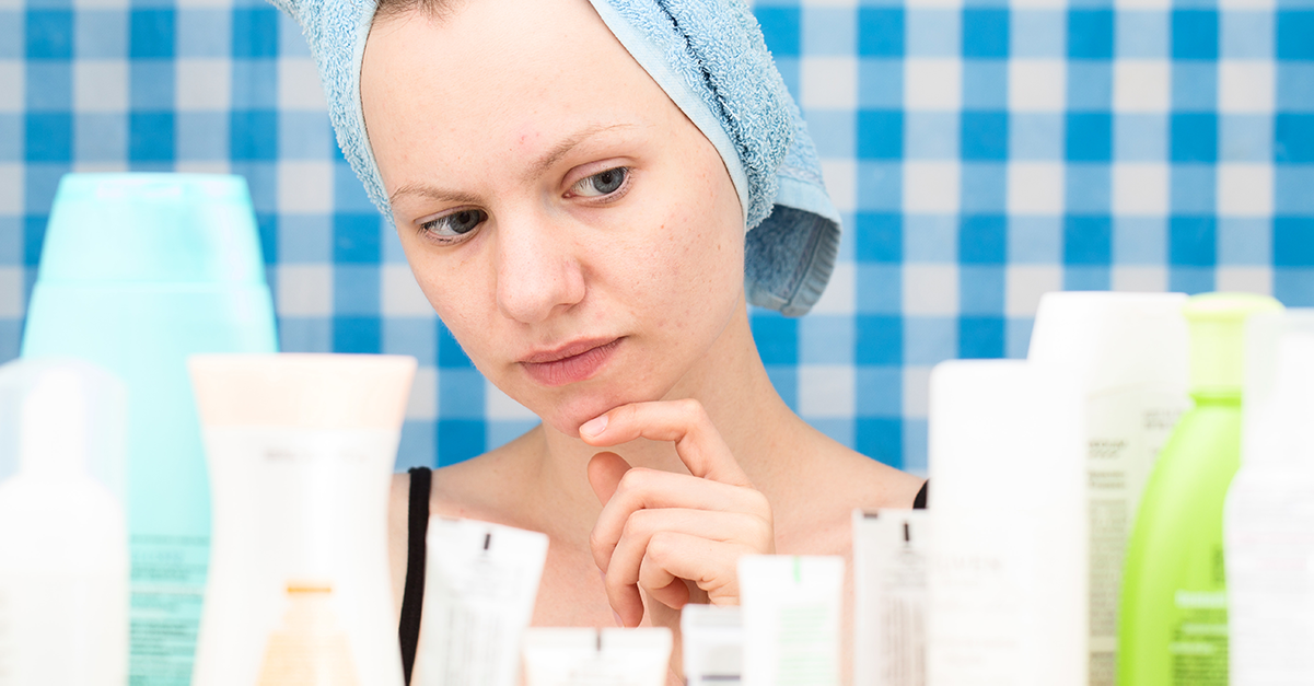 How to Apply Your Skincare Products