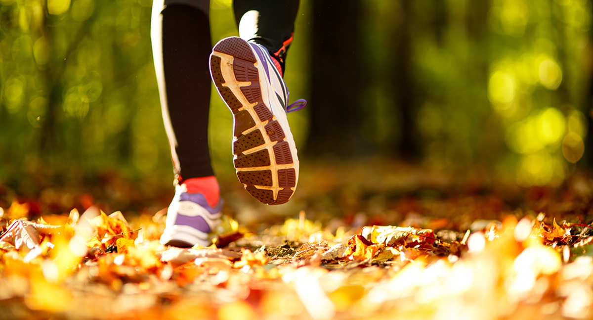 How to exercise in the Fall