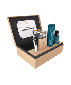 Shaving subscription