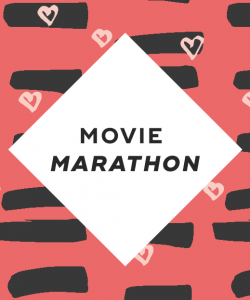 Host a movie marathon