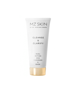 Cleanser and mask duo