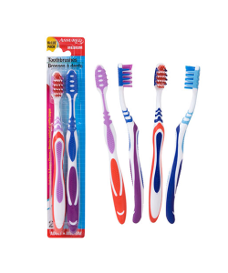 Spare toothbrush