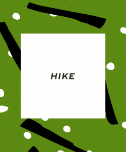 Hike some mountains