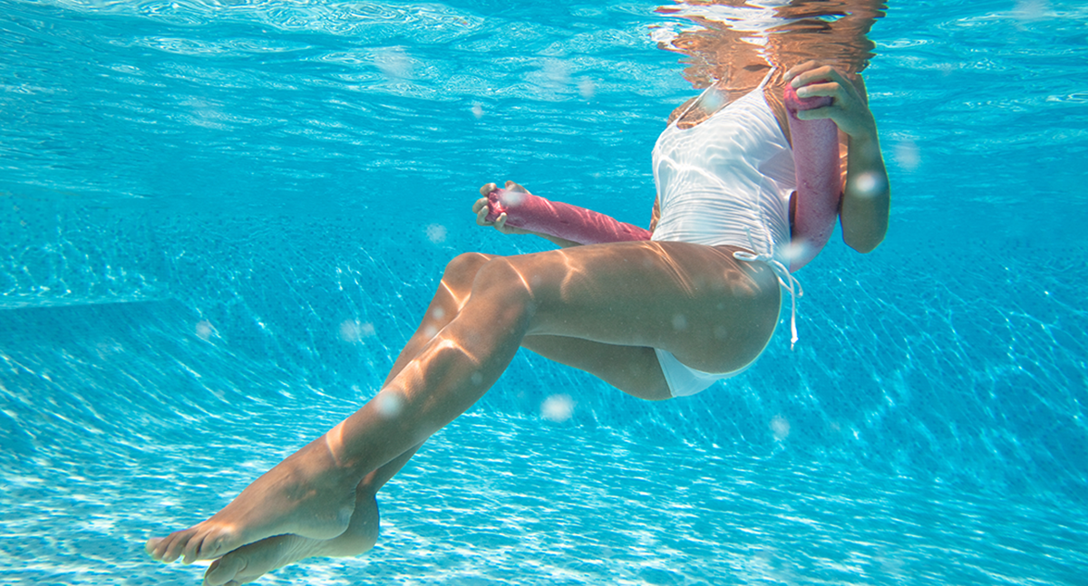 The 10 Best Pool Exercises That Sculpt Your Body