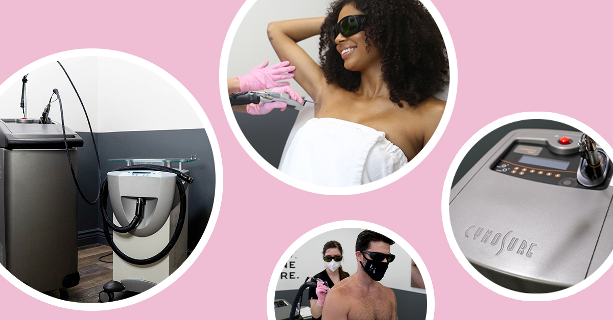The History of Laser Hair Removal