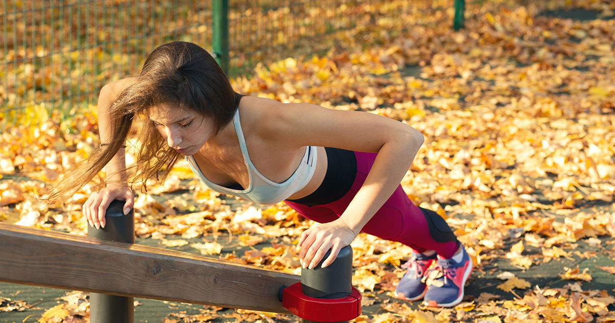 The Perfect Post-Thanksgiving Workout