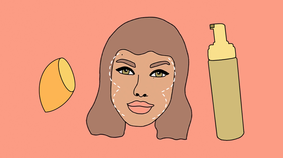 What is Tantouring_ How to Contour Your Face with Self-Tanner