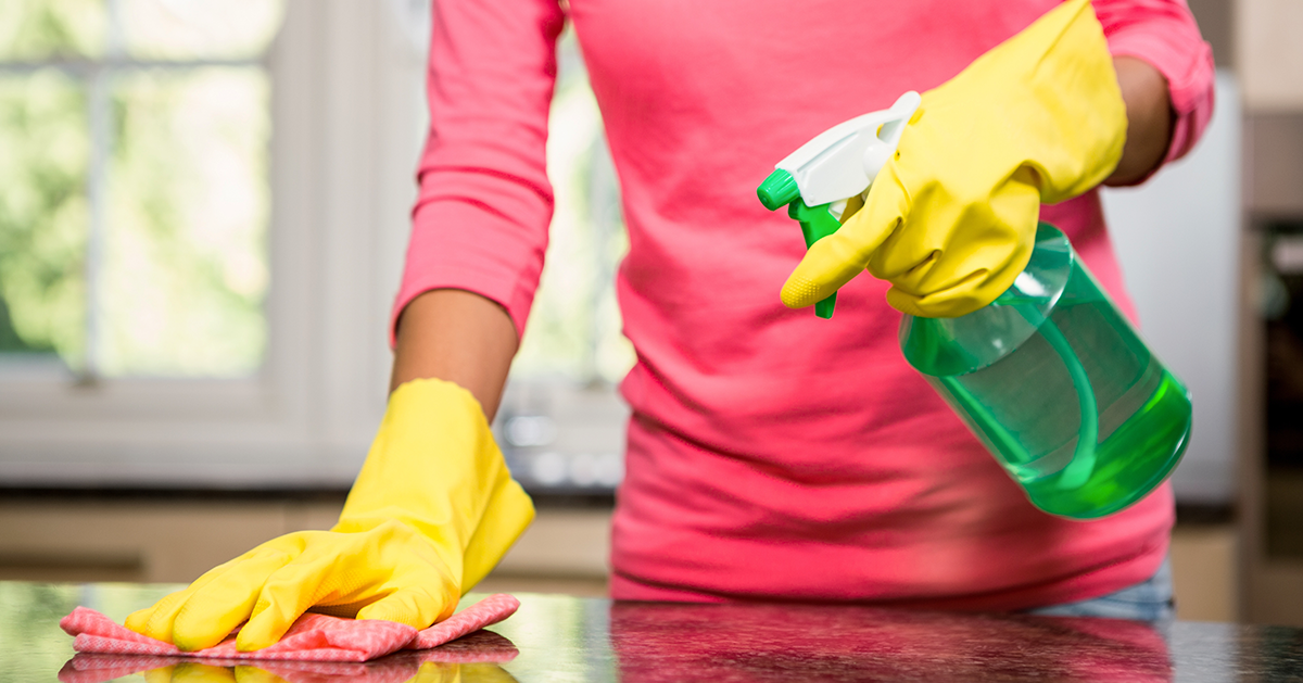 Which Common Household Cleaning Products Kill Coronavirus