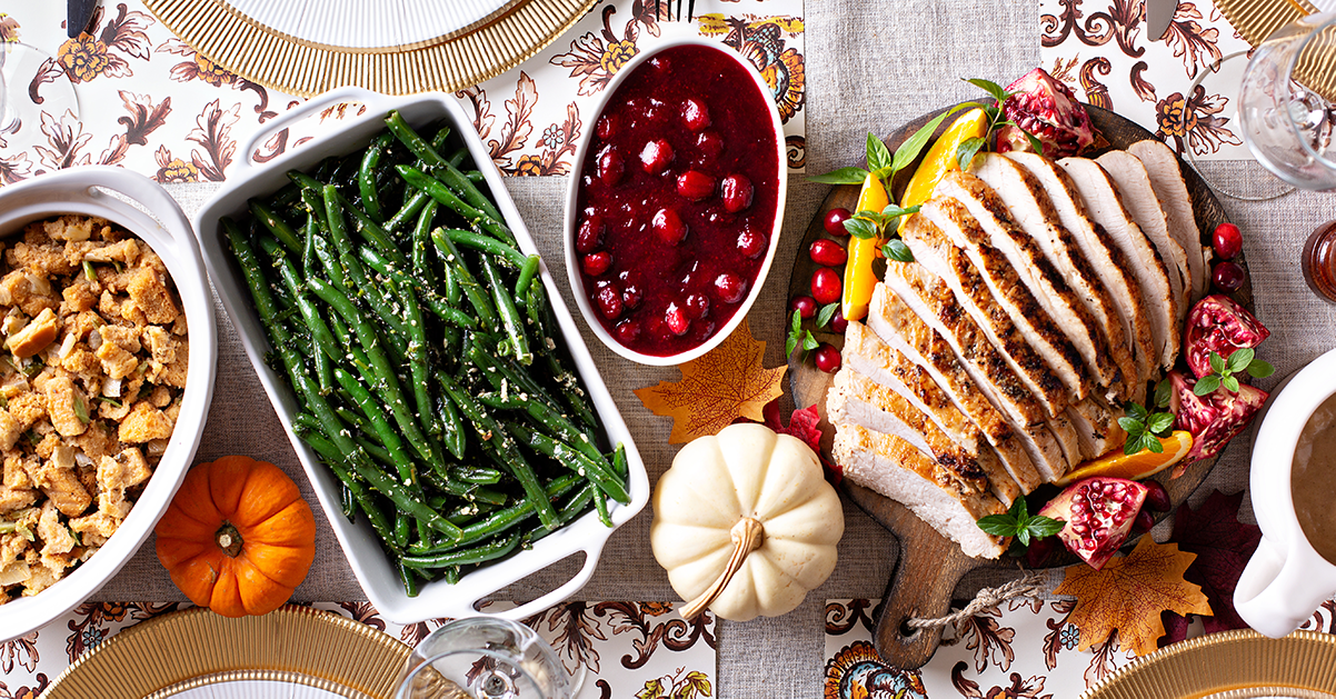 Which Thanksgiving Foods are the Healthiest