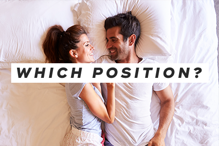 Which sex positions should you try