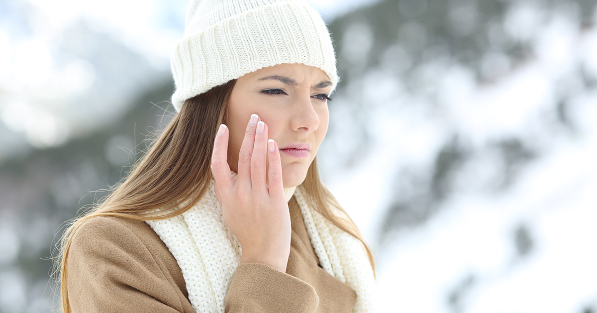 Why Acne Gets Worse During the Colder Months