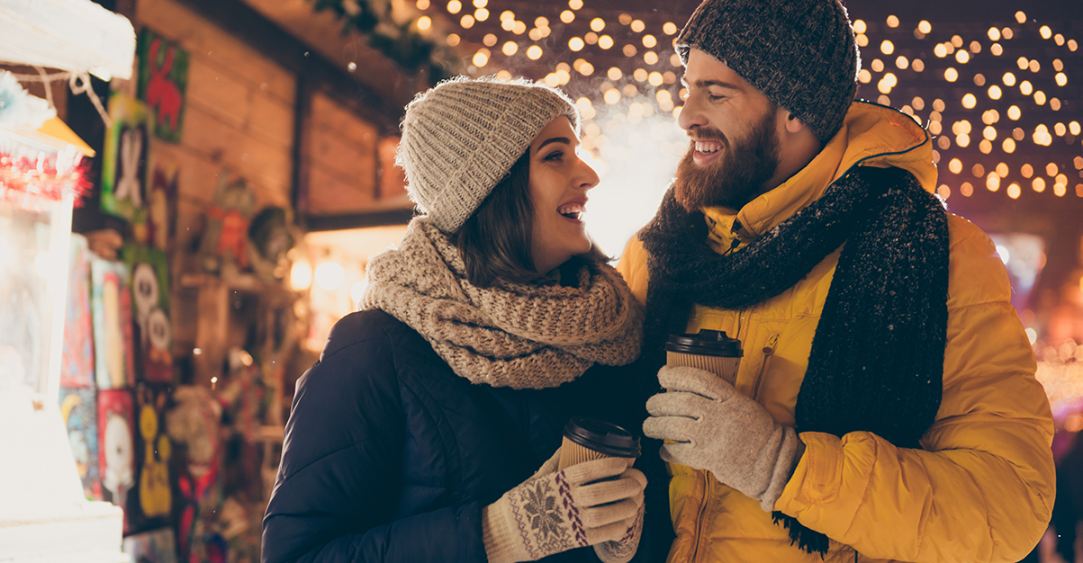 Your Guide to Dating in Winter -- heres how to date and find love during the winter months